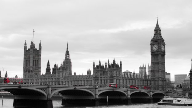 Picture of Westminster & bridge