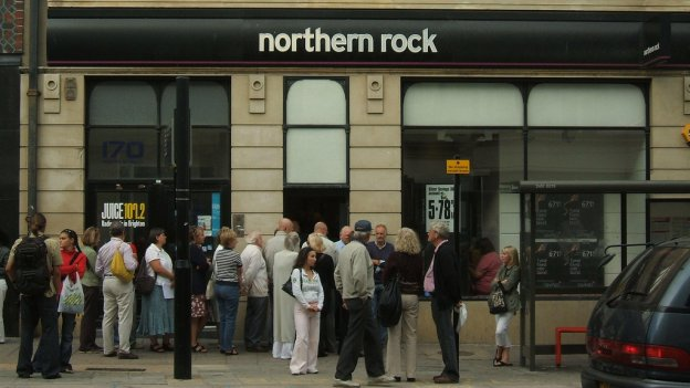 picture of Northern Rock branch