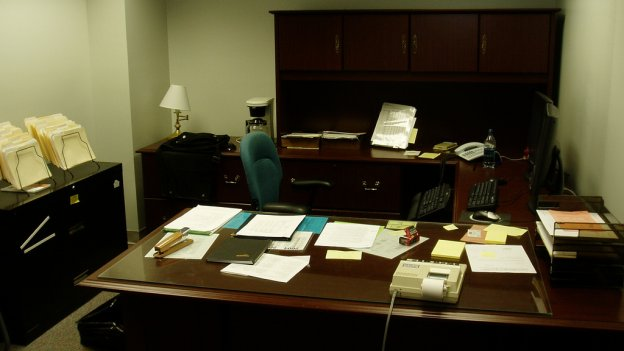 picture of office