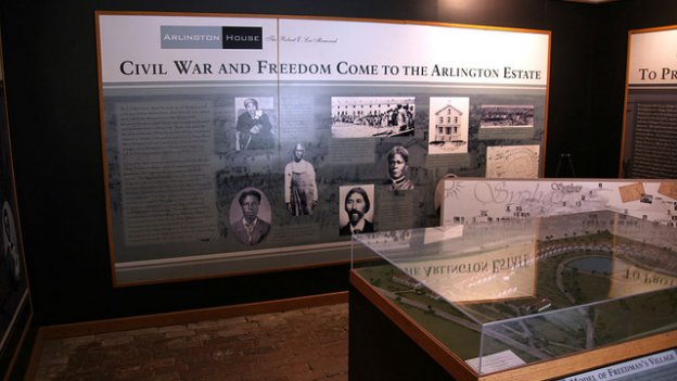 picture of slavery exhibition
