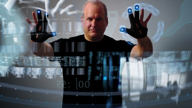picture of minority report spoof