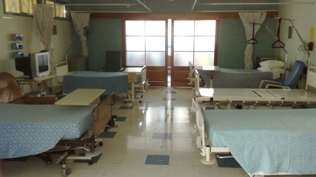 picture of hospital ward