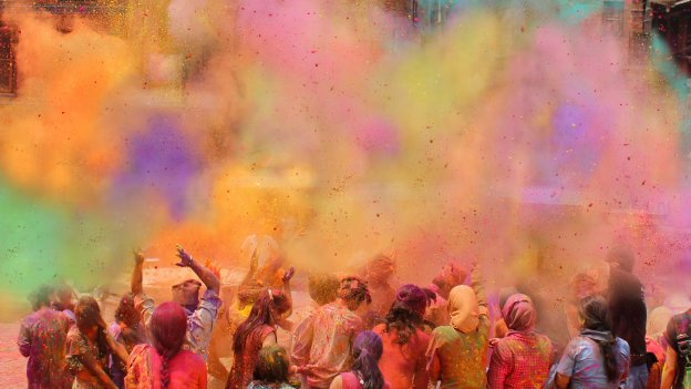 colour fight