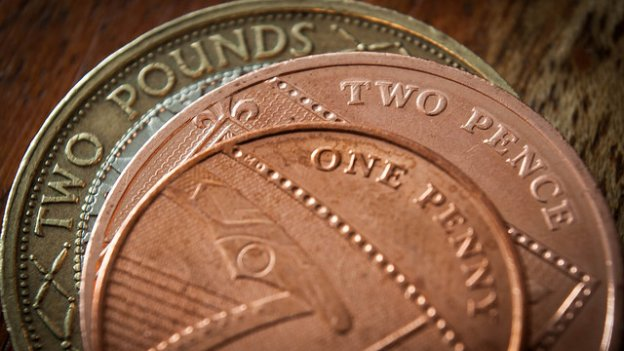 Picture of £2 coin