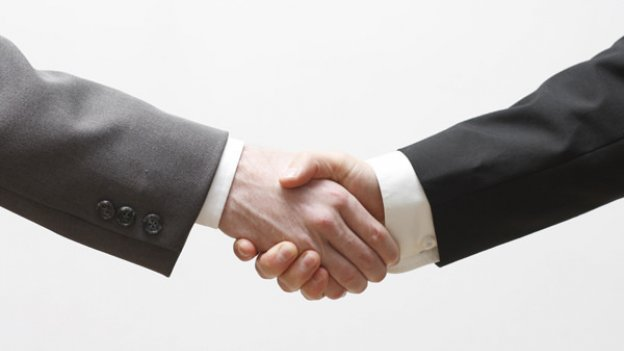 picture of a handshake