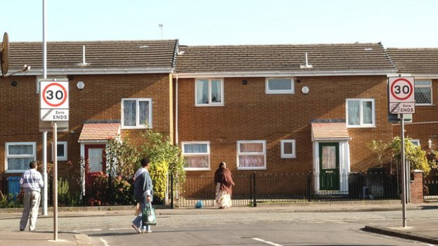 Image of community housing, Manchester