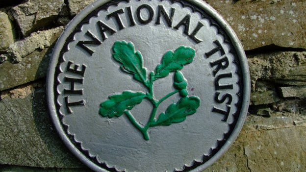 National Trust sign - an idea with a big impact