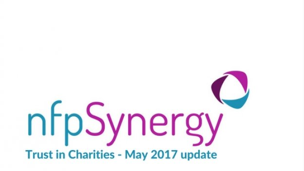 nfpSynergy trust in charities